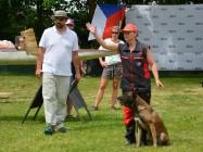 Mezinárodní mistrovství ČR v mondioringu CACIT, CACT č.16