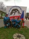 Reprezentace ČR na MS FCI IPO FH 2018 - Vranov nad Topľou, SK č.5