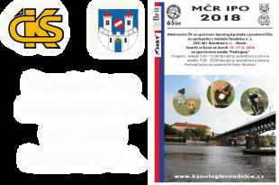 Mistrovství ČR IPO 2018