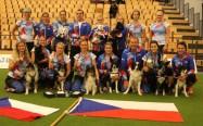 Výsledky - Mistrovství světa v agility 2018 č.1