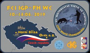 Mistrovství světa IGP-FH 2019 - Horní Bříza