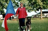 1. Mistrovství světa FCI psů stopařů 2007