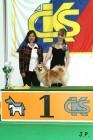 XVII. Mezinárodní výstava psů PRAHA 2009 č.163