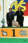XVII. Mezinárodní výstava psů PRAHA 2009 č.196