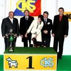 XVIII. Mezinárodní výstava psů PRAHA 2009