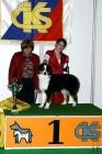 XVIII. Mezinárodní výstava psů PRAHA 2009 fotogalerie č.25