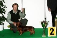 XVIII. Mezinárodní výstava psů PRAHA 2009 fotogalerie č.77