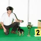 XVIII. Mezinárodní výstava psů PRAHA 2009 fotogalerie č.112