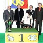XVIII. Mezinárodní výstava psů PRAHA 2009 fotogalerie č.114