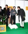 XVIII. Mezinárodní výstava psů PRAHA 2009 fotogalerie č.242