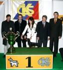 XVIII. Mezinárodní výstava psů PRAHA 2009 fotogalerie č.246