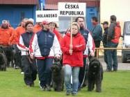 MS Flanderských Bouvierů České Třebové 1. - 3. 10. 2010