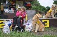 Mistrovství ČR 2011 vodících a asistenčních psů