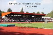 MS FCI 8.–11. 9. 2011 Rheine, Německo
