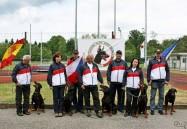 MS IDC dobrmanů 25. - 26. 5. 2013 Somma Lombardo – Itálie