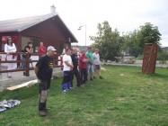 Výběrová soutěž stopařů 7. - 8. 9. 2013 Volenice č.7