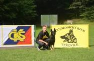 VS na M ČR mládeže stopařů - ZKO Veřovice č.5