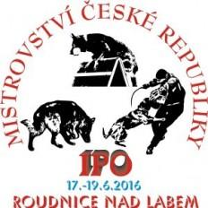 Mistrovství ČR IPO 2016 - ZKO Roudnice nad Labem
